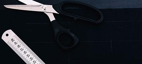 洋裁のイメージ